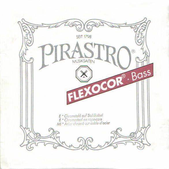 Pirastro ''FLEXOCOR''【SET/Solo】【新品】【日本総本店在庫品】