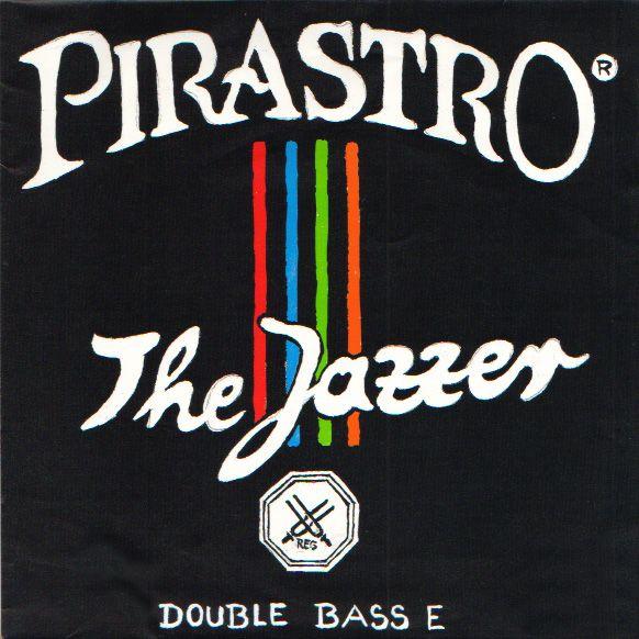 Pirastro ''THE JAZZER''【SET】【新品】【日本総本店在庫品】