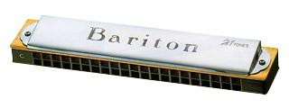 TOMBO NO.1821 バリトン・ハーモニカ