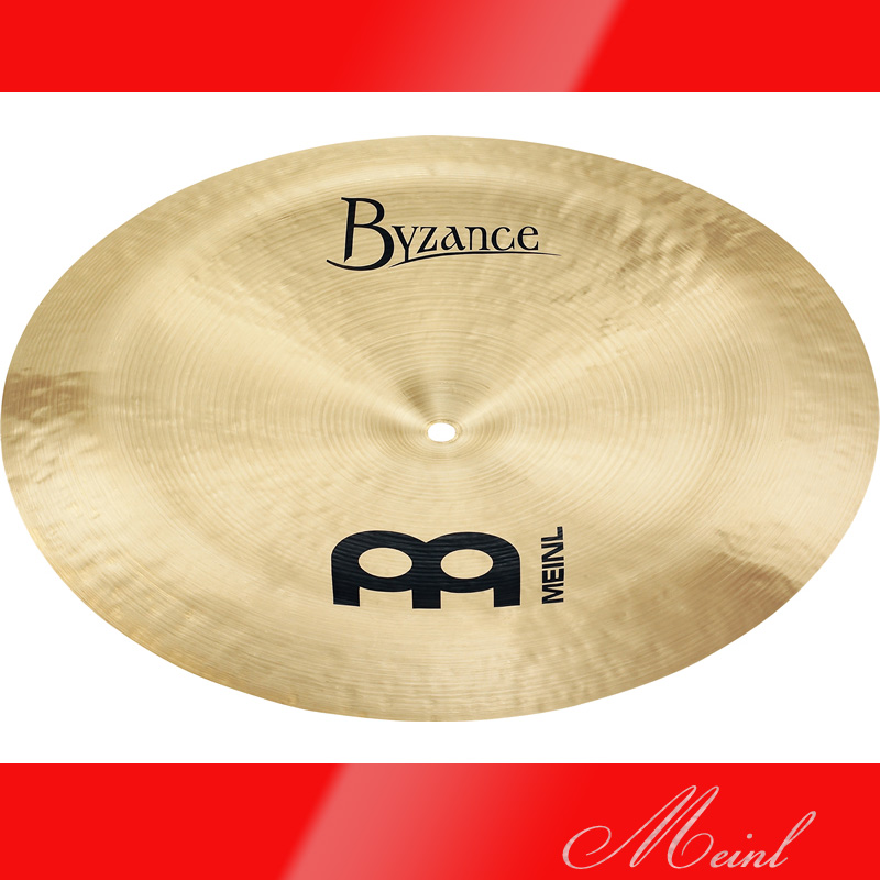 Meinl マイネル Byzance Traditional Series China Cymbal 16