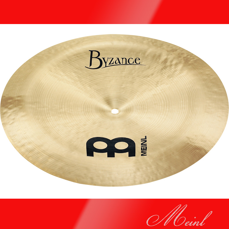 Meinl マイネル Byzance Traditional Series China Cymbal 18
