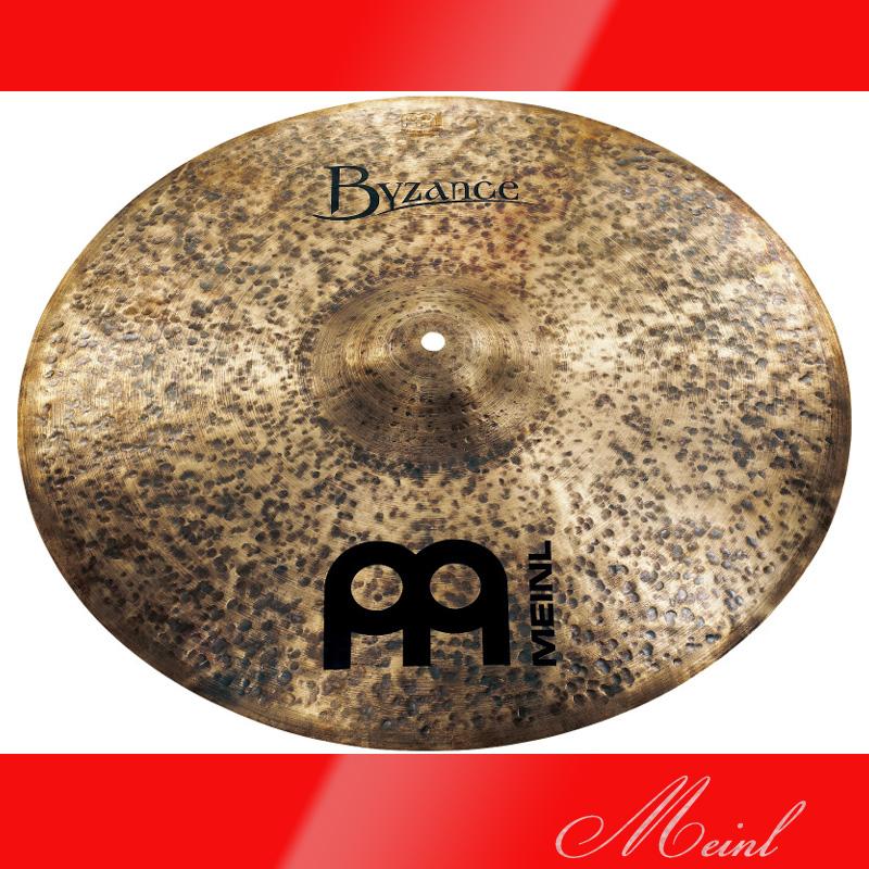 Meinl マイネル Byzance Dark Series Sky Ride Cymbal 19