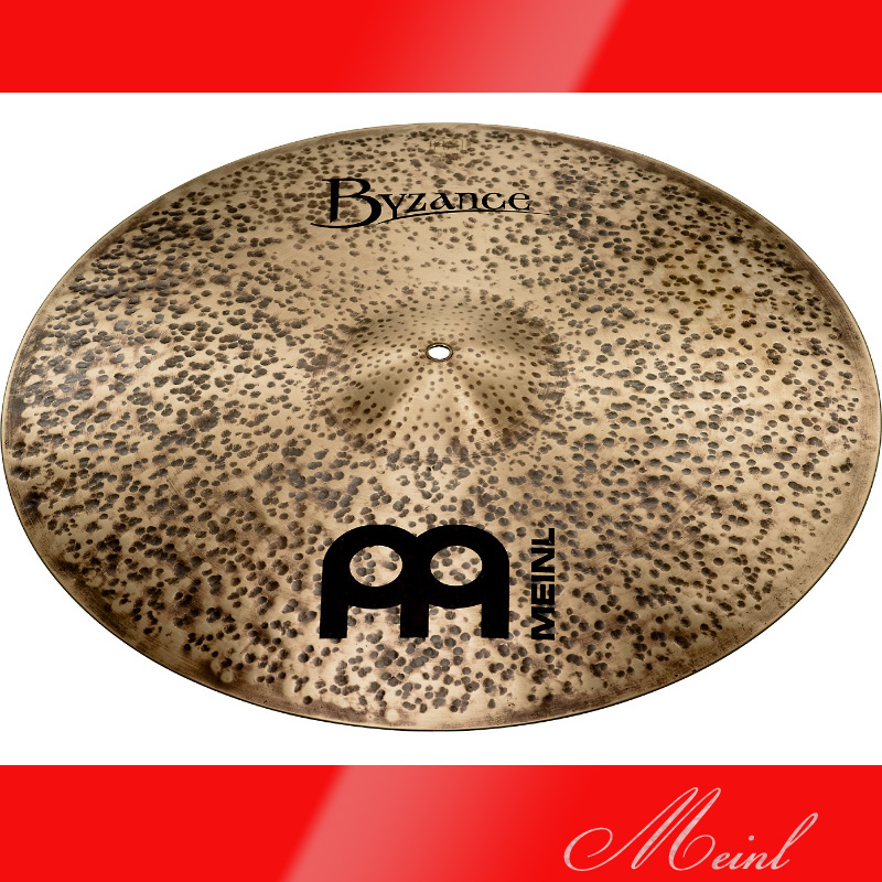Meinl マイネル Byzance Dark Series Ride Cymbal 20
