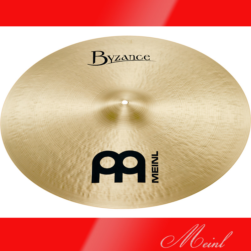 Meinl マイネル Byzance Traditional Series Ride Cymbal 20