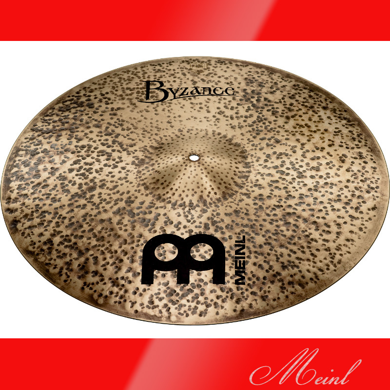 Meinl マイネル Byzance Dark Series Ride Cymbal 22