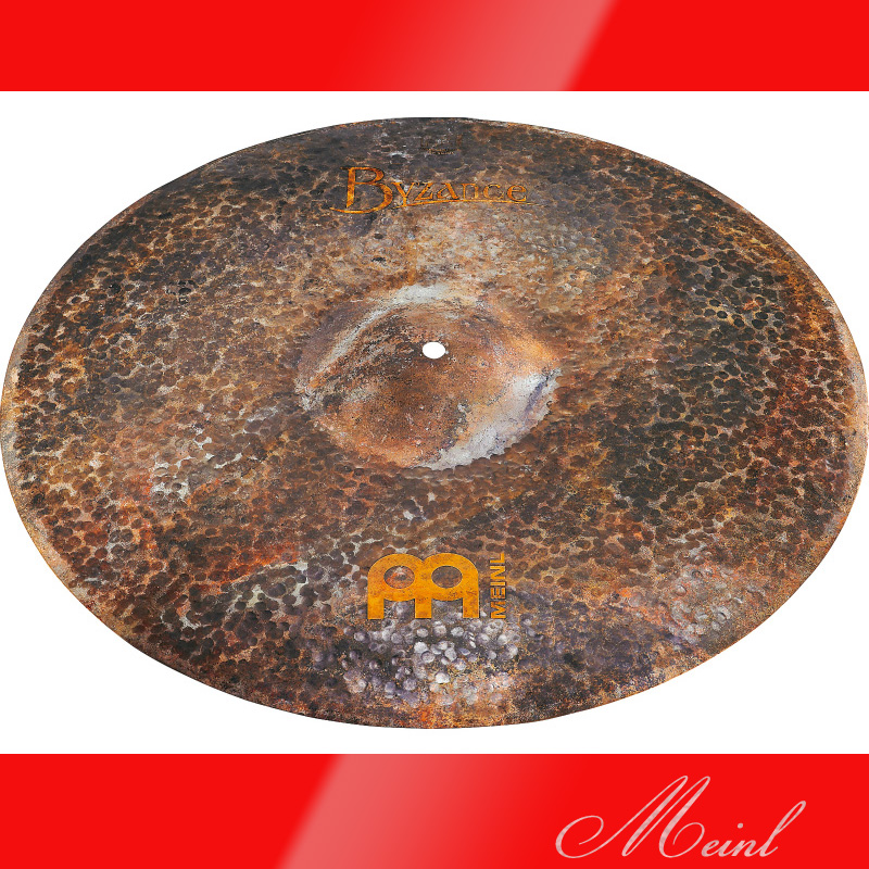 Meinl マイネル Byzance EXTRA DRY Series Ride Cymbal 22