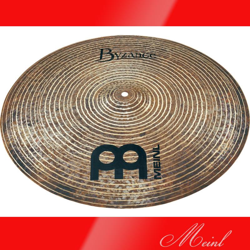 Meinl マイネル Byzance Dark Series Spectrum Ride Cymbal 22