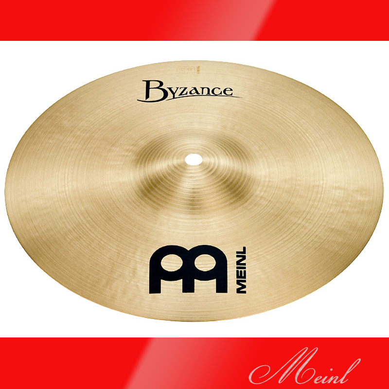 Meinl マイネル Byzance Traditional Series Splash Cymbal 6