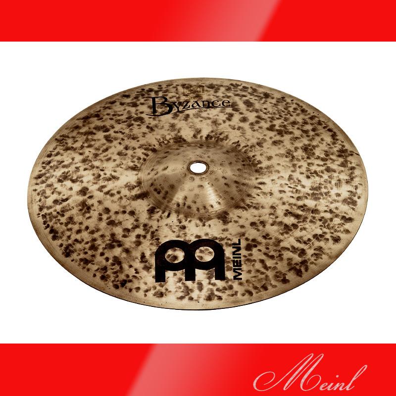 Meinl マイネル Byzance Dark Series Splash Cymbal 8