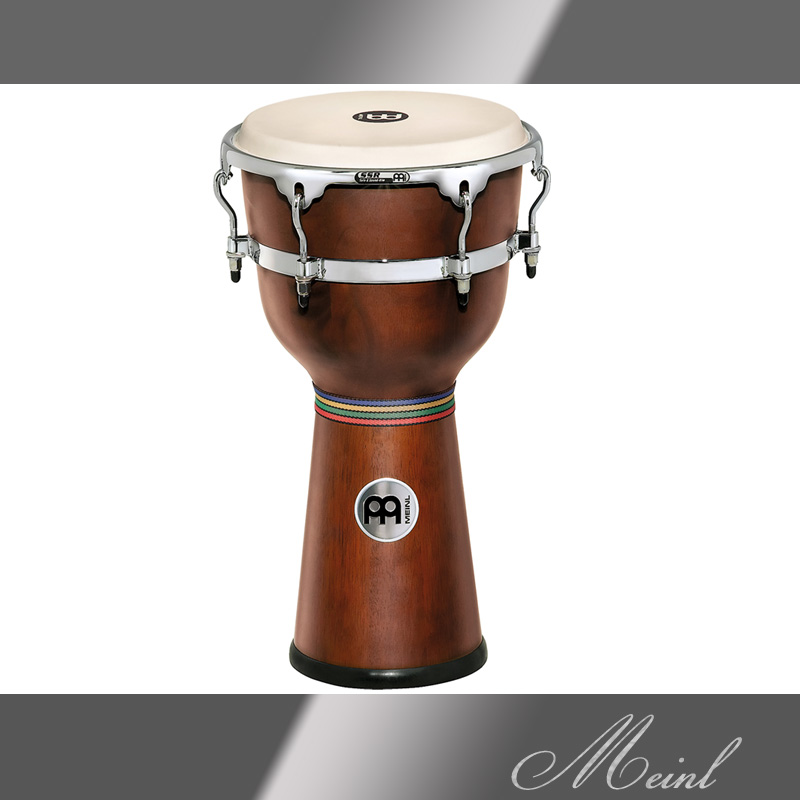 Meinl マイネル Flaotune Series Wood Djembe 12