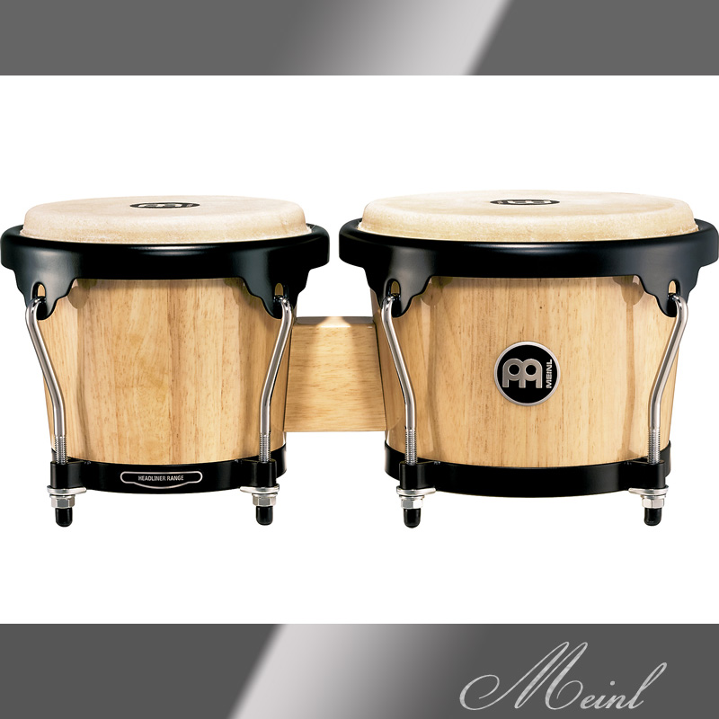 Meinl マイネル Headliner Series Wood Bongo 6 3/4
