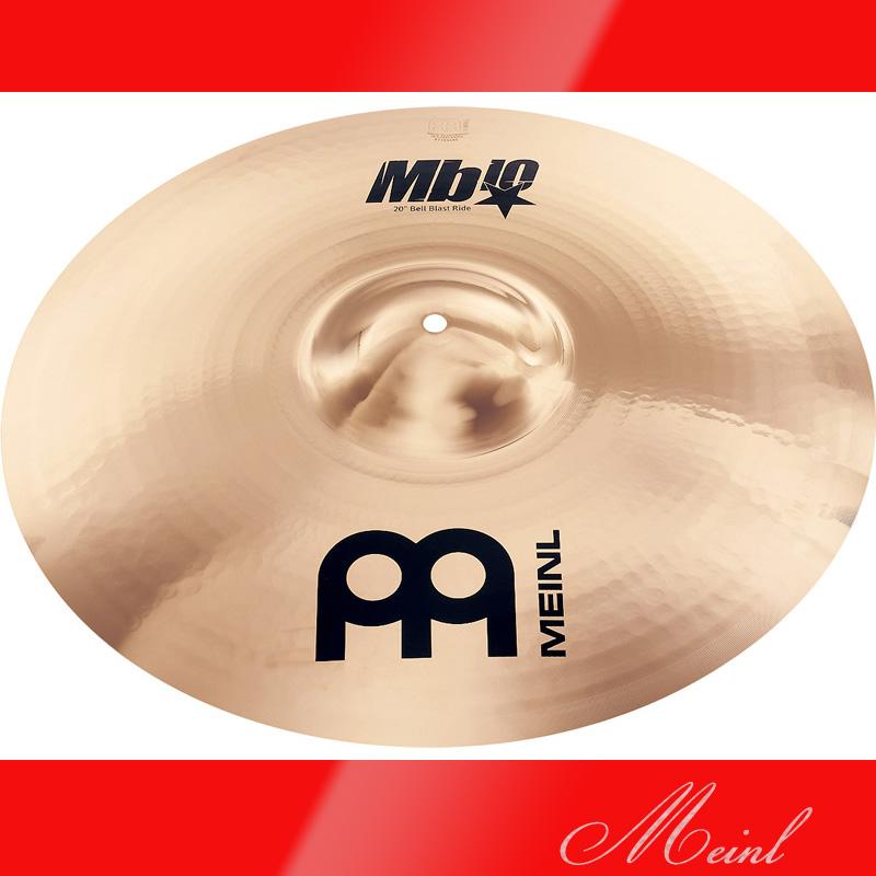 Meinl マイネル Mb10 Bell Blast Ride Cymbal 20