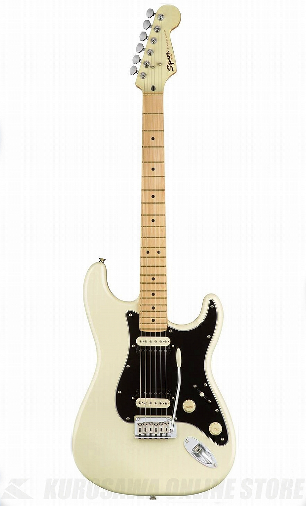 Squier by Fender Contemporary Stratocaster HH -Pearl White/M-【送料無料】