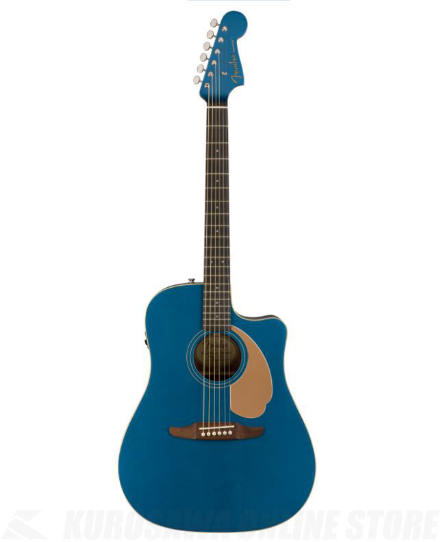 Fender Redondo Player Belmont Blue《アコースティックギター》【送料無料】