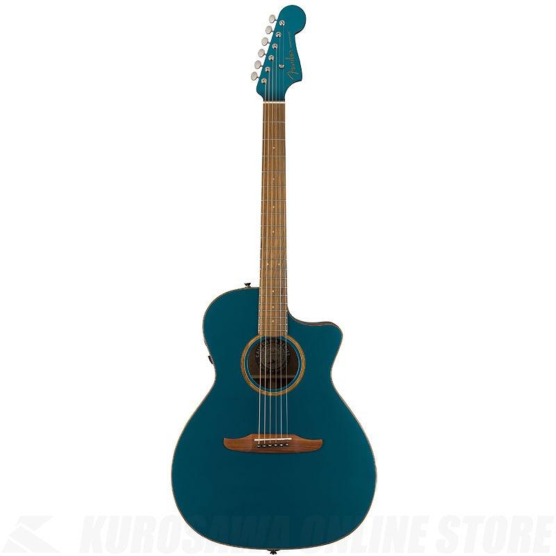 Fender Acoustics Newporter Classic(Cosmic Turquoise)《アコースティックギター》【送料無料】