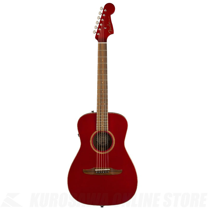 Fender Acoustics Malibu Classic(Hot Rod Red Metallic)《アコースティックギター》【送料無料】