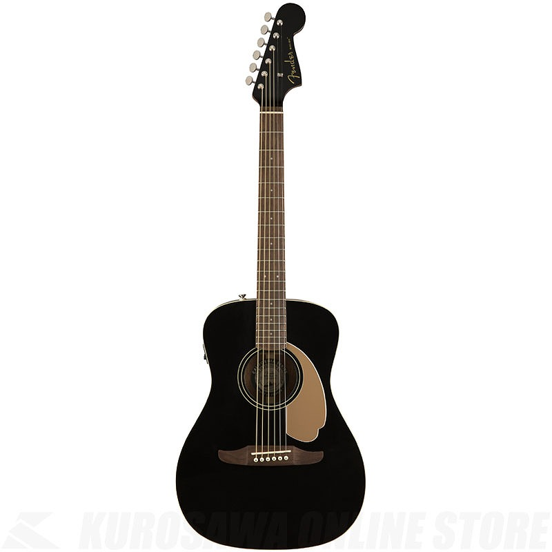 Fender Acoustics Malibu Player (Jetty Black)《アコースティックギター》【送料無料】