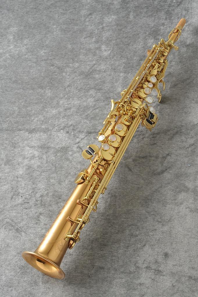 【在庫あり】 Yanagisawa WO WO Series Yanagisawa S-WO20 Series クリアラッカー仕上 デタッチャブルタイプ/ヘヴィータイプ (ソプラノサックス)(送料無料), FG-Style:b9e489bf --- totem-info.com