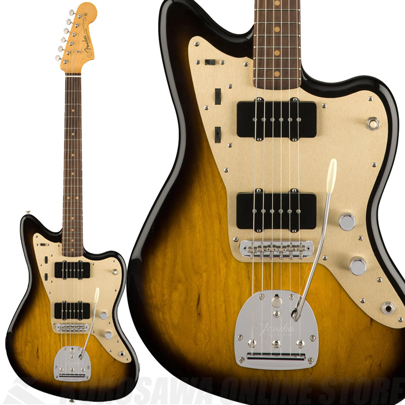 Fender Limited Edition 60th Anniversary '58 Jazzmaster【送料無料】【FENDER JAZZ CLUBキャンペーン実施中!】