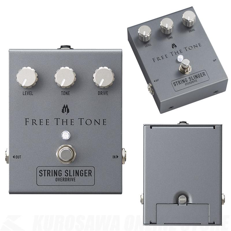 FREE THE TONE STRING SLINGER -OVERDRIVE-[SS-1V]【5月21日発売予定・ご予約受付中】