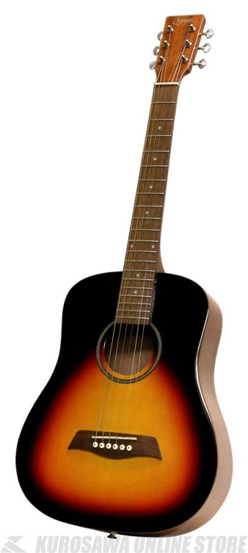 S.Yairi YM-02/VSG-グロスフィニッシュ限定モデル-《コンパクト・アコースティックギター》(送料無料)【新品】