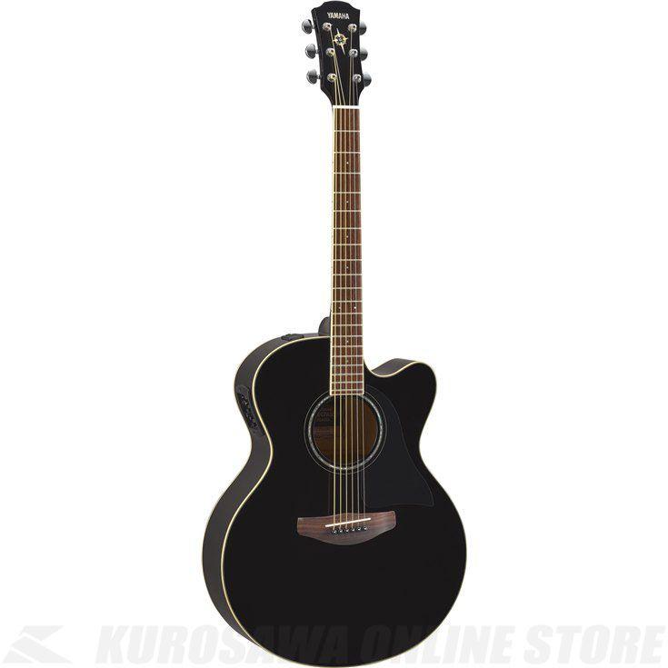 Yamaha CPX600/BL(ブラック)(アコースティックギター/エレアコ)(送料無料)【新品】