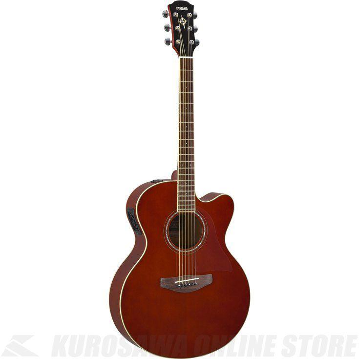 Yamaha CPX600/RTB(ルートビア)(アコースティックギター/エレアコ)(送料無料)【新品】