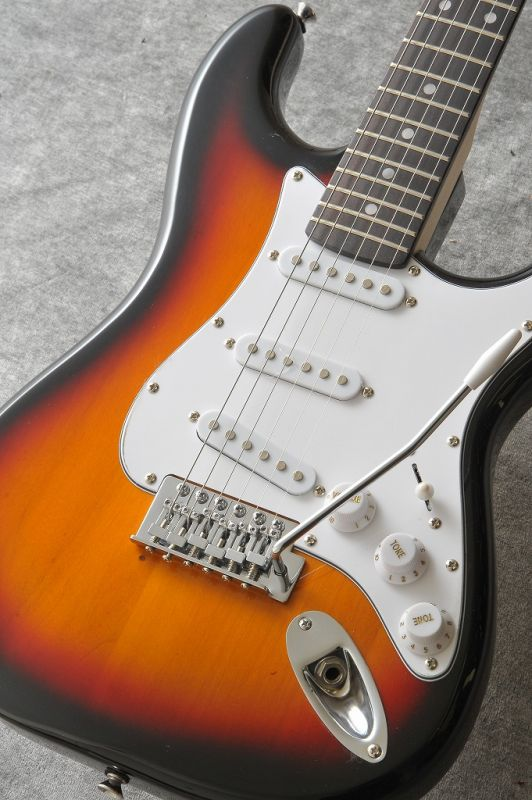 Legend LST-MINI 3TS(3 Tone Sunburst)《ミニサイズギター》【ORANGEミニアンプセット】