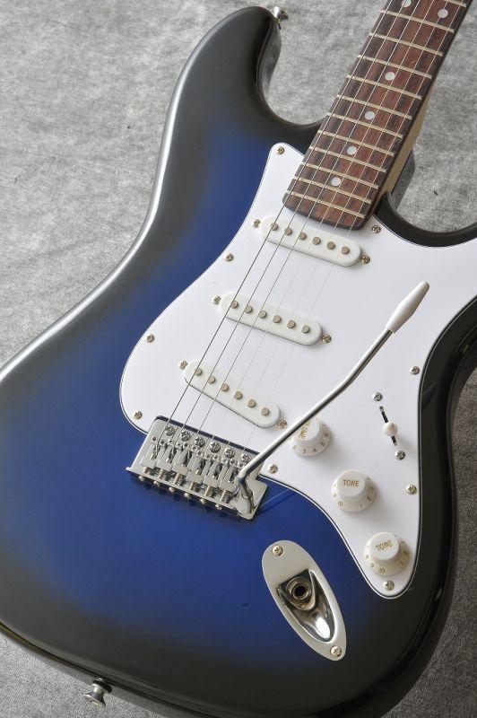 Legend LST-Z BBS (Blue Black Sunburst)《エレキギター》【初心者・入門用にオススメ!】【ORANGEミニアンプセット】(ご予約受付中)