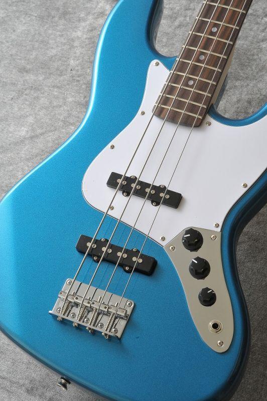 Legend LJB-Z MBL (Metallic Blue)《ベース》【ORANGEミニアンプセット】