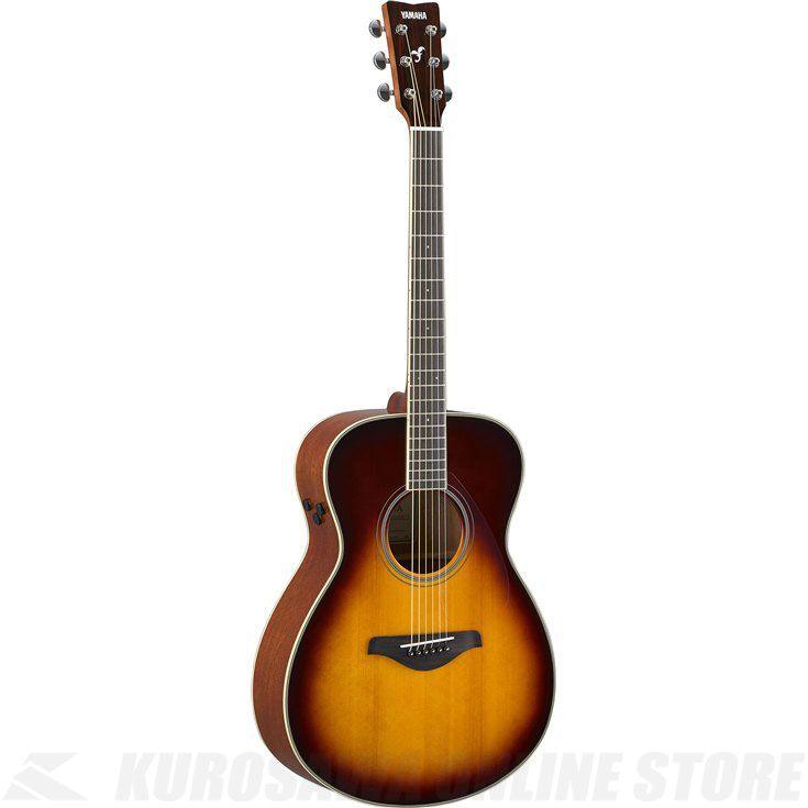 Yamaha FS-TA/BS(ブラウンサンバースト)(トランスアコースティックギター)(送料無料)【新品】