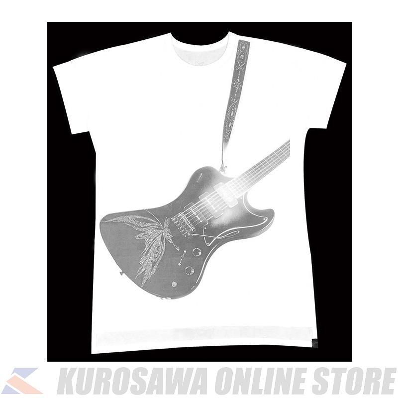 【Tシャツ】《イーエスピー》 ESP SGZ × kiryuyrik × ESP Collaboration Drop Shoulder T-shirt [WHITE・Lサイズ](ご予約受付中)【ONLINE STORE】