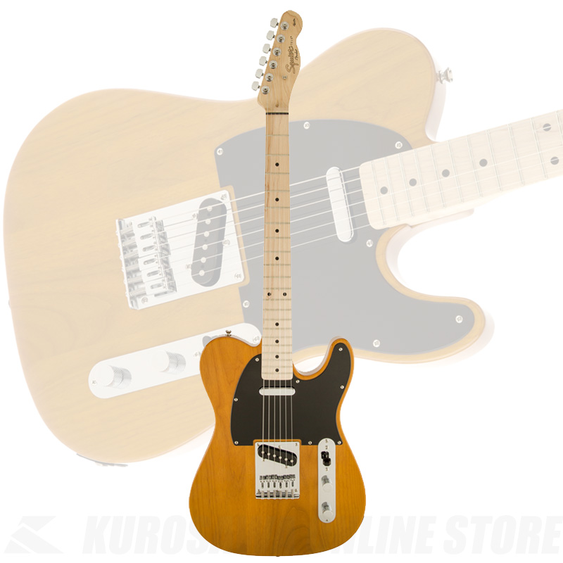 Squier by Fender Affinity Series Telecaster Butterscotch Blonde【送料無料】