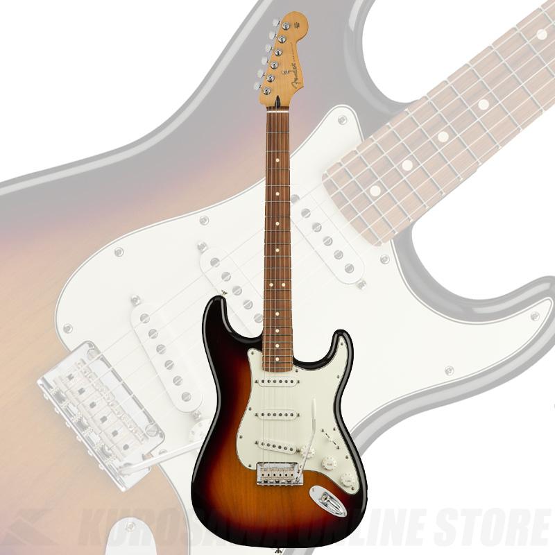 Fender Player Series Stratocaster 3-Color Sunburst/Pau Ferro Fingerborad【送料無料】(ご予約受付中)