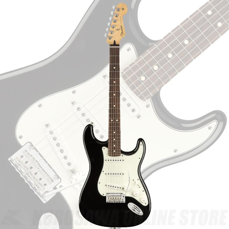Fender Player Series Stratocaster Black/Pau Ferro Fingerborad【送料無料】