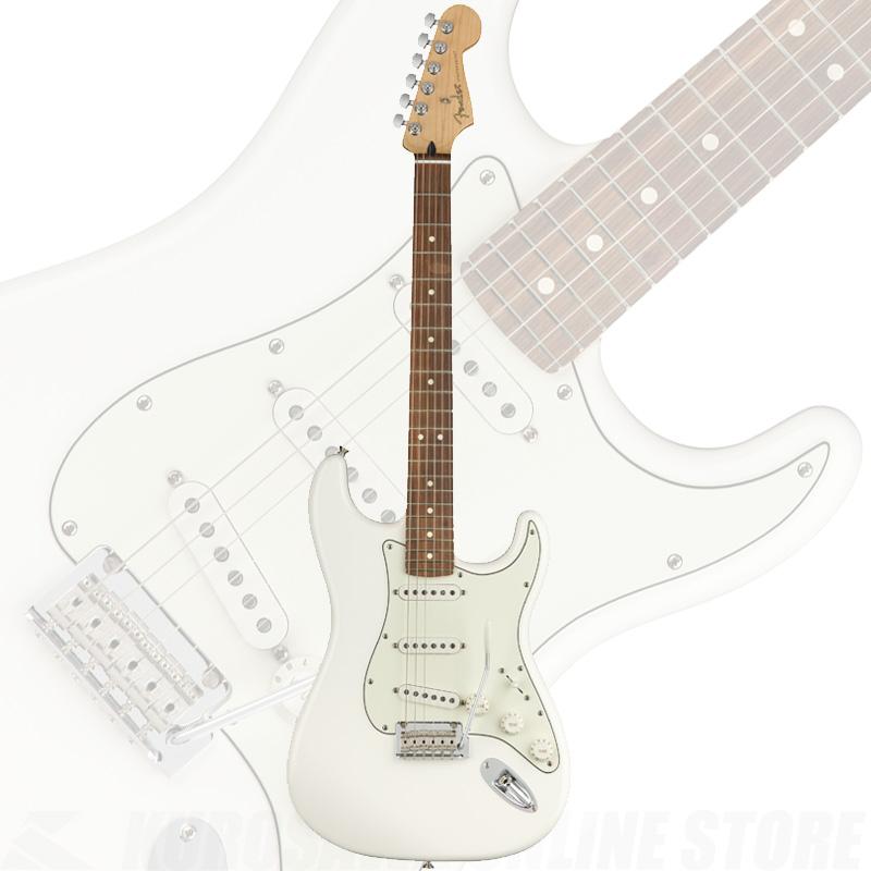 Fender Player Series Stratocaster Polar White/Pau Ferro Fingerborad【送料無料】