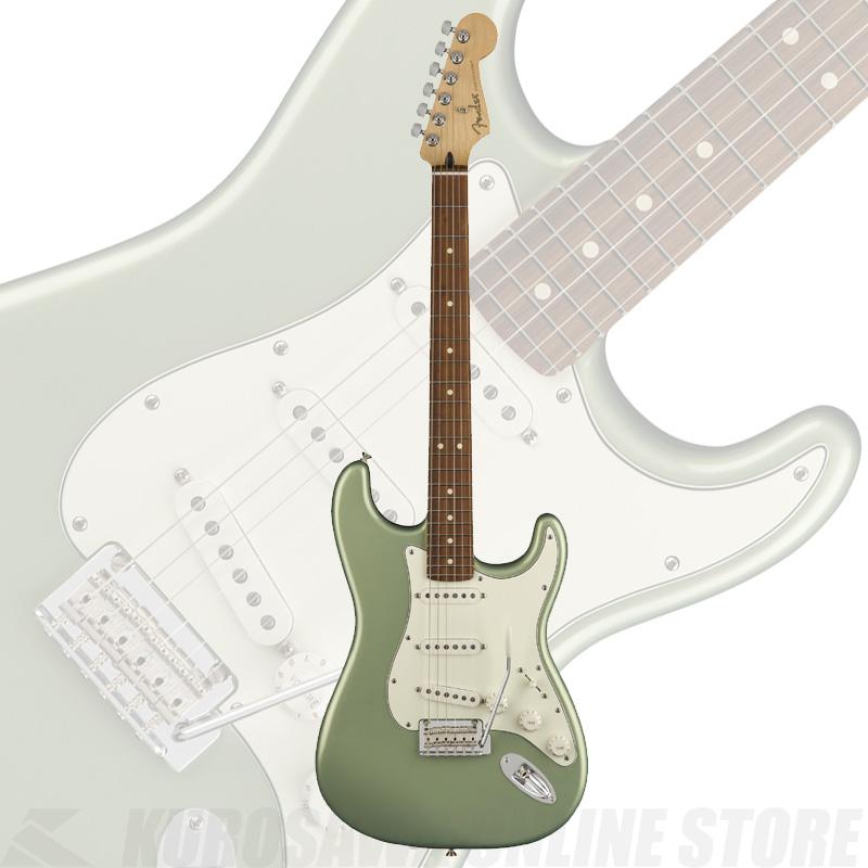 Fender Player Series Stratocaster Sage Green Metallic/Pau Ferro Fingerborad【送料無料】