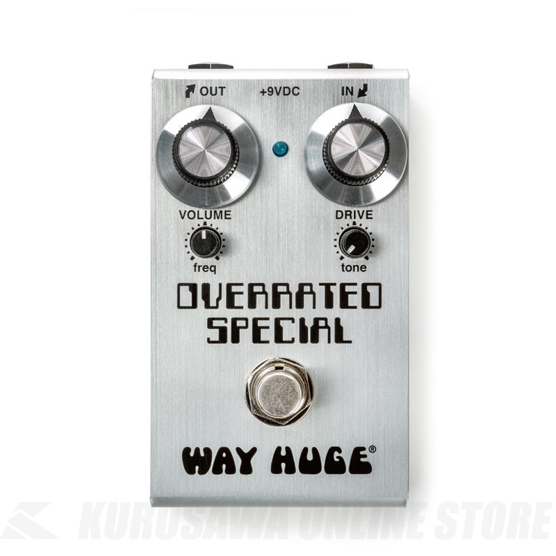 WAYHUGE WM28 Overrated Special -Way Huge Smalls series-《限定生産品》【送料無料】【2018年秋~冬期発売予定・ご予約受付中】