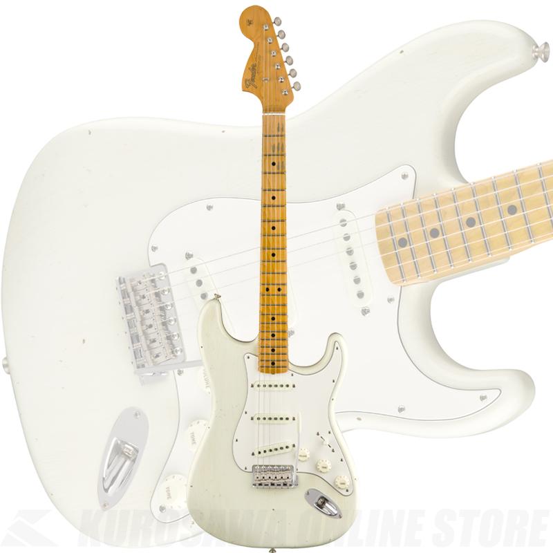 激安人気新品 Fender Custom Shop Jimi Relic, Jimi Hendrix Voodoo Child Signature Signature Stratocaster Journeyman Relic, Maple Fingerboard, Olympic White(ご予約受付中), テニススタジオViva-T:2b16e236 --- verandasvanhout.nl