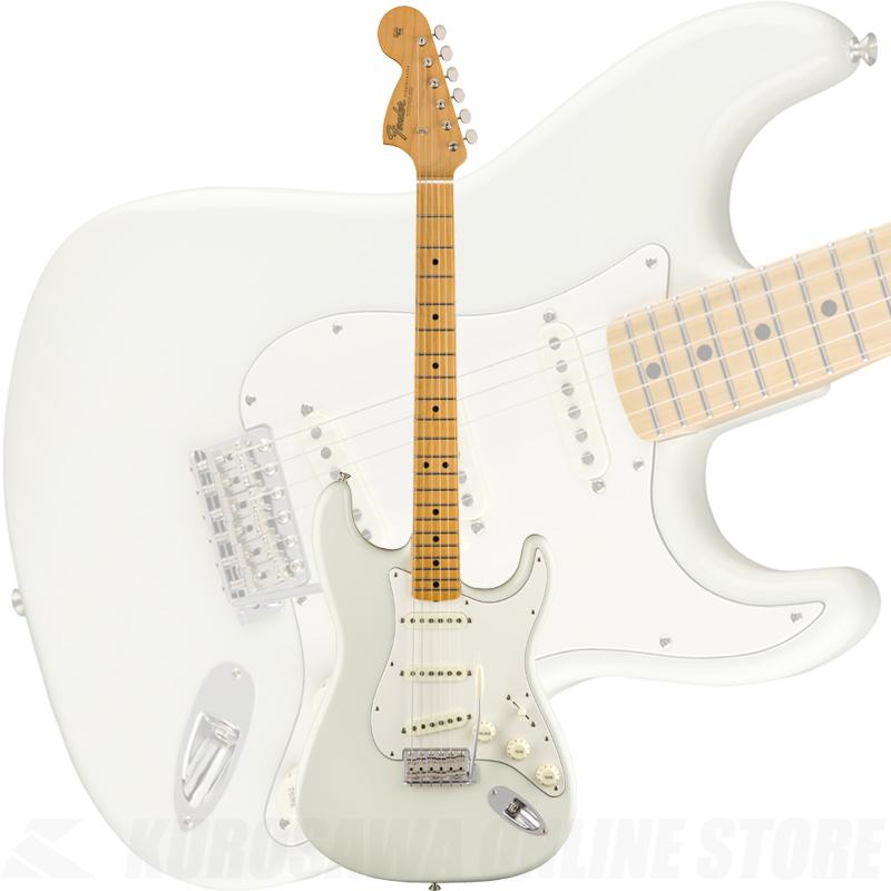 最高 Fender Hendrix Custom Shop Jimi Maple Hendrix Voodoo Child Signature Child Stratocaster NOS, Maple Fingerboard, Olympic White(ご予約受付中), 【最安値】:68d9ab1a --- verandasvanhout.nl