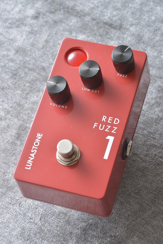 LUNASTONE Red Fuzz 1《エフェクター/2018年新製品》【送料無料】