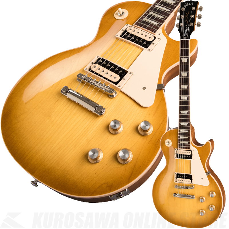 Gibson Les Paul Classic 2019 -Honeyburst- 《エレキギター》【送料無料】