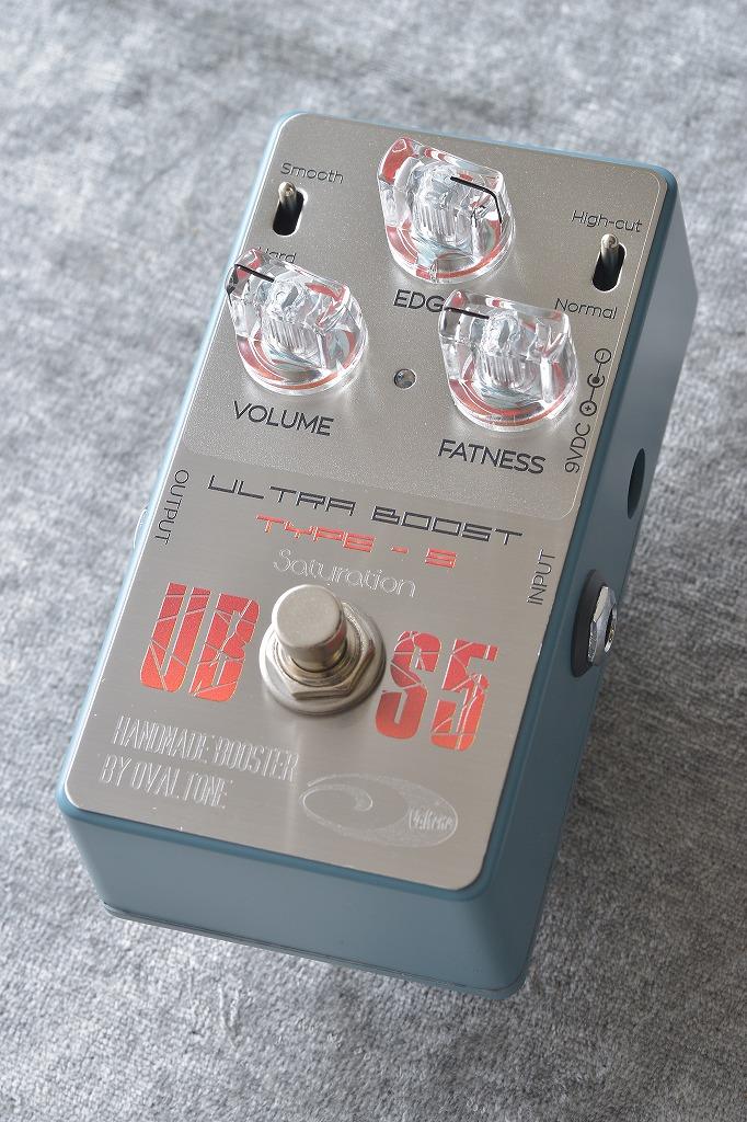 Ovaltone UB-S5 [ULTRA BOOST TYPE-S]【送料無料】【2018年9月27日発売】