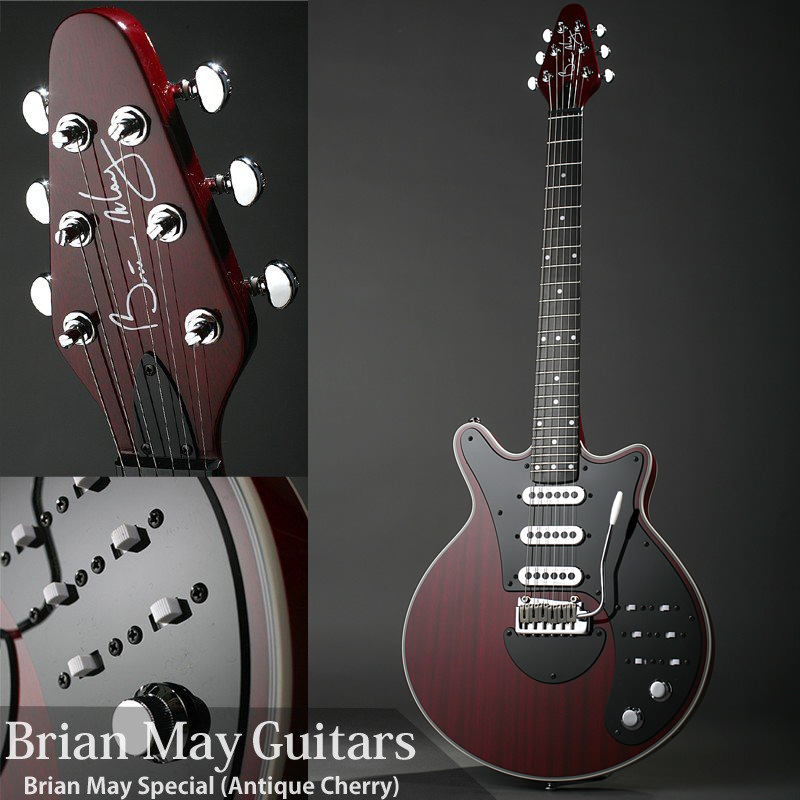 <title>Brian May 新作 大人気 Guitars Special Antique Cherry Queen ブライアン メイ 高性能ケーブルプレゼント ONLINE STORE</title>