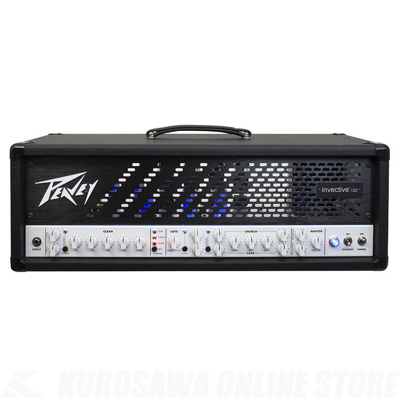 PEAVEY invective.120 HEAD [Misha Mansoor Signature Model]