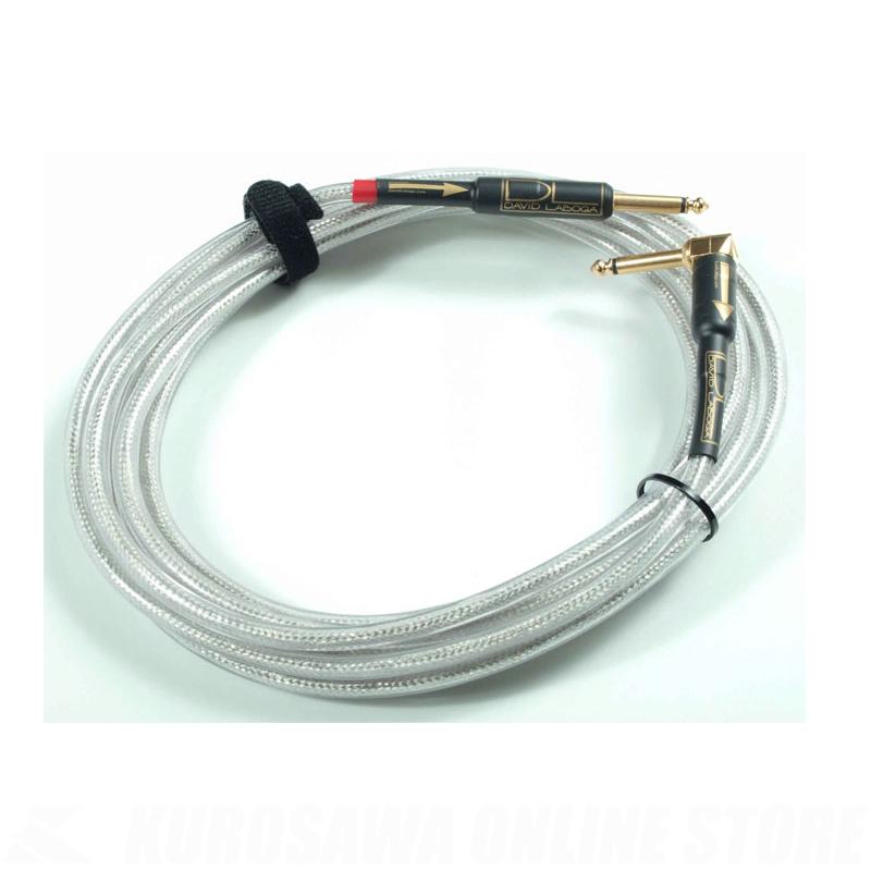 DAVID LABOGA -Perfection GOLD series- PG-LS600《楽器用ケーブル/6mLS》