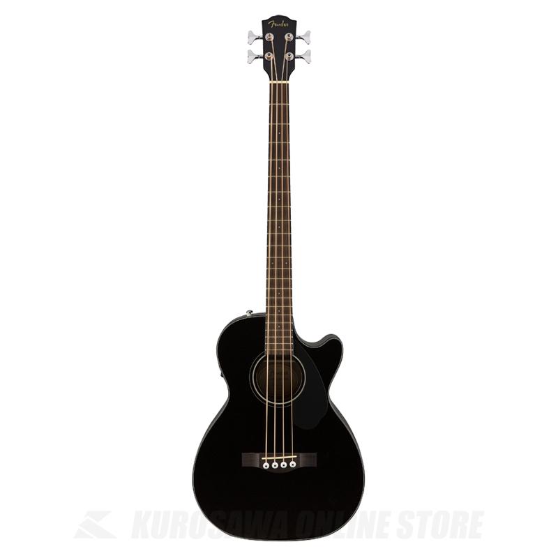 Fender CB-60SCE BLK Black [0970183006](アコースティックベース) (送料無料)(ご予約受付中)