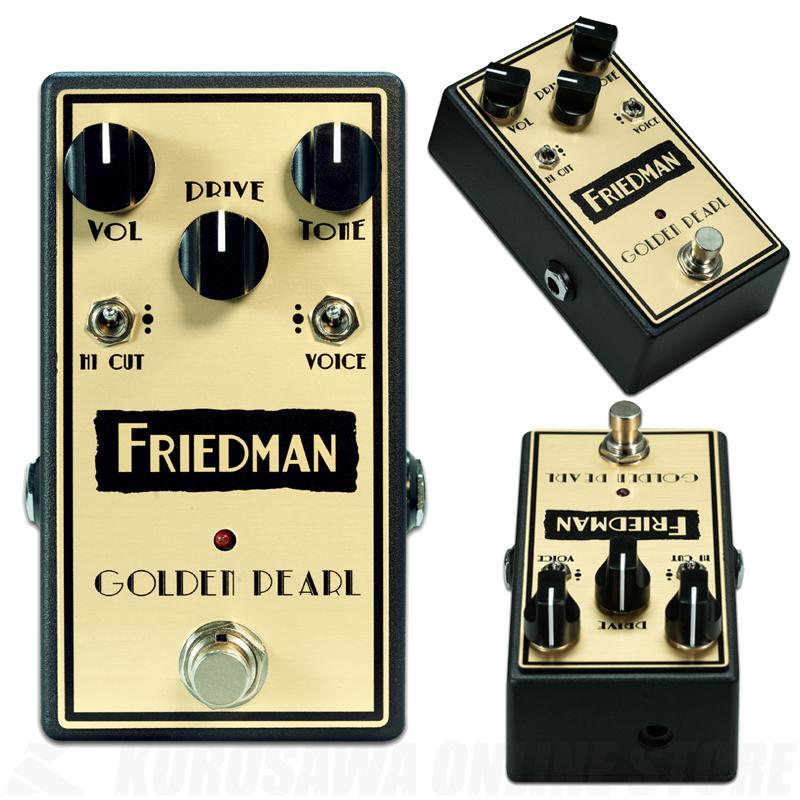 Friedman GOLDEN-PEARL《2018年11月27日発売予定・ご予約受付中》【送料無料】