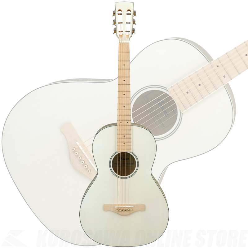 Ibanez AN419E-OAW [SPOT MODEL]《サントアンジェロAcousticケーブルプレゼント!》(ご予約受付中)