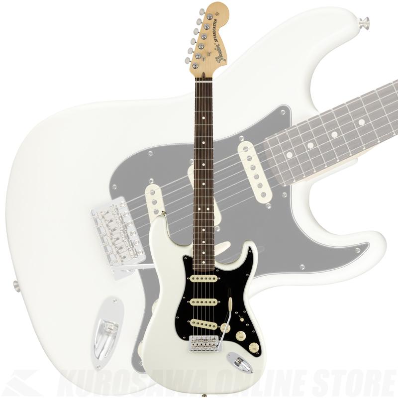Fender American Performer Stratocaster, Rosewood Fingerboard, Arctic White (ご予約受付中)